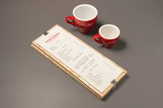 tanamera coffee menu branding
