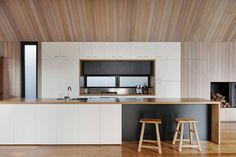 Jackson Clements Burrows Seaview Houses in Australia #beautiful