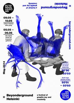 Beyonderground Helsinki – Werklig – A brand design agency from Helsinki