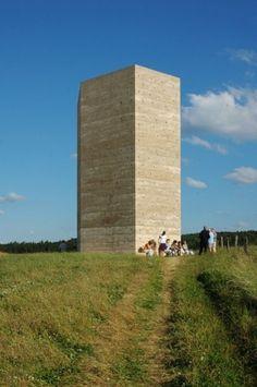 Bruder Klaus Chapel, Mechernich #chapel #zumthor #concrete #swiss