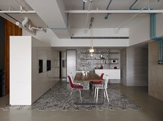 Eclectic Interiors Personalized with Different Textures
