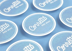 Corretto Branding - Mindsparkle Mag Corretto is a bar and eatery located on the northern beaches of Sydney Australia. #logo #packaging #identity #branding #design #color #photography #graphic #design #gallery #blog #project #mindsparkle #mag #beautiful #portfolio #designer