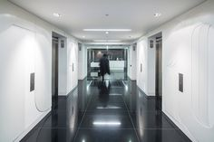 Gensler London Office on Behance #graphics #wall