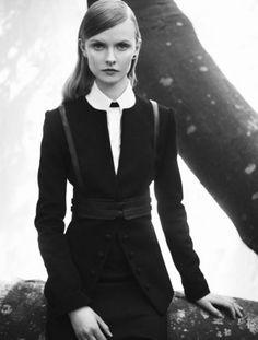Merde! - femme-belle: Kamila#fashion #photography