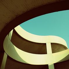 By Heartbeatbox, found on Flickr #swoop #azure #photography #architecture
