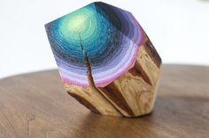 Victoria Wagner | PICDIT #sculpture #art #color #wood