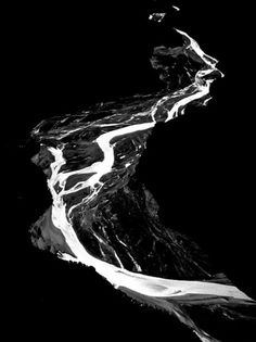 Aerial Photography Over New Zealand: Chase Jarvis RAW [vid] | Chase Jarvis Blog #photography #blackwhite #river #arial