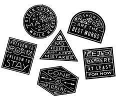Matix Clothing DAN CASSARO #seal #logo #identity