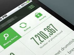 01_desc #iphone #web #mobile #ui