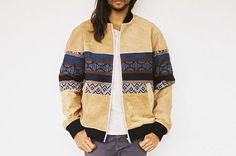a kind of guise suede bomber 04 #fashion #mens #jacket