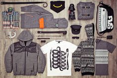 iuter fall winter 2012 collection 02 #fashion #clothing #mens fashion