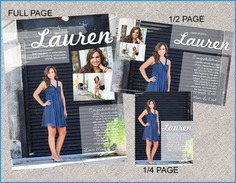 Yearbook Dedication Page Template Free Good 5 Best Of Senior Yearbook Page Ideas Senior