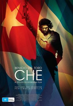 Colours and layers #layers #movie #design #che #colors #poster