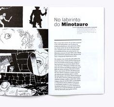 #print #mag #magazine #book #illustration #editorial #laerte #megalo #brazil