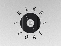 Dribbble - Nike Zone 4 by Noa Emberson #modern #noa #nike #identity #logo #basketball #emberson