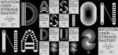 Michel Egger - Portfolio #b&w #identity #branding #typography