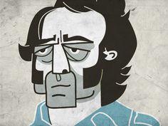 Fossil #bob #illustration #vector