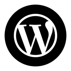 See more icon inspiration related to wordpress, symbol, website, social normal, letter, logotype, logo, social network and social on Flaticon.