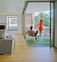 Minimalist Spanish Duplex With a Very Friendly Design 6