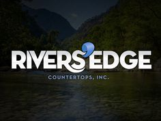 Rivers' Edge Countertops Logo