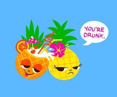 Colada Love (Final?) | Flickr - Photo Sharing! #illustration