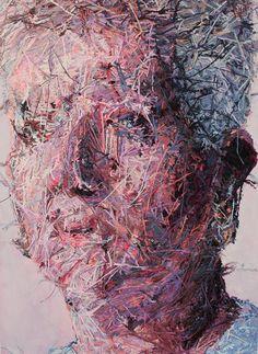 cayce zavaglia painting portrait