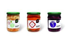 Opakowanie stanowi wyzwanie - STGU - Stowarzyszenie Twórców Grafiki Użytkowej #pepper #vegetables #cabbage #salad #package