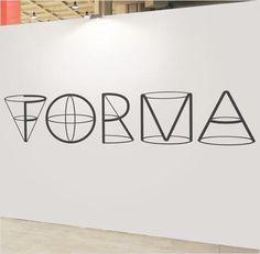 Forma logo #logo #branding #identity #forma
