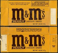 Vintage Candy Packaging  - TheDieline.com - Package Design Blog