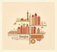 Shanghai Digital Illustration