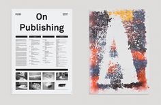 Ritator - On Publishing #print #design #graphic #poster