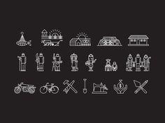 R A D I O #icon #bike