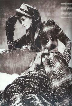 Vintage Fashion by Paolo Roversi | Cuded #fashion #roversi #paolo #vintage