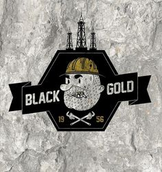 ON THE HIGH TOWER on the Behance Network #sailor #black #hobo #gold #and
