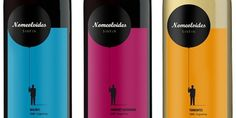 09_06_10_nomeolvides1.jpg 700×350 pixels #logotype #packaging #design #wine #nomeolvides #typography