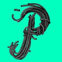 The Strange Attractor #design #graphic
