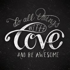 love #inspiration #creative #lettering #design #quotes #beautiful #hand #typography