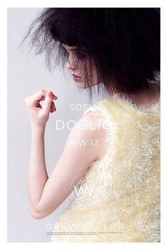 Tim Jarvis » Drew and Sofia #print #design #graphic #photography #identity #minimal #natural #fashion