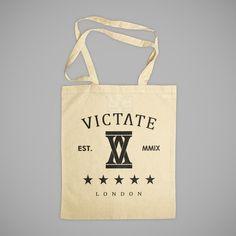 Tote Bag | T-Shirt | Victate #bag #print #heritage #tote