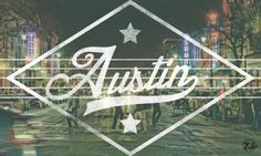 Around the World - rekasara design #city #austin #poster #type #typography