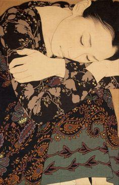 Ikenaga Yasunari « PICDIT #painting #colour #art