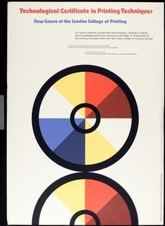 Core Record TEC - VADS: the online resource for visual arts #spectrum #geometry #circles #poster