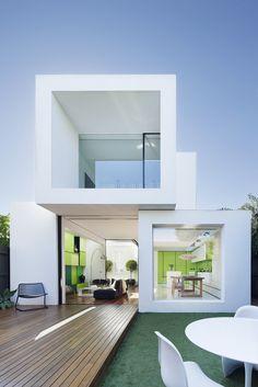 Shakin' Stevens Residence / Matt Gibson Architecture   Design