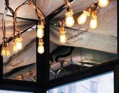 Стейк - Рестораны и магазины Бюро Беленко #interior #steakhouse #design #restaurant #b #denis