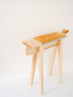Eyore Stool by Vered Venezia #furniture #minimal #stool
