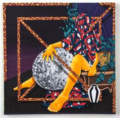 Amir H. Fallah | PICDIT #art #painting