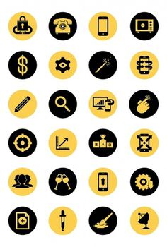 Tim Boelaars #icon #icons #symbols #illustration #system #mobile
