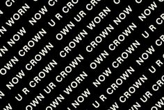 Crown by Christy's by Studio Moross #pattern #logotype