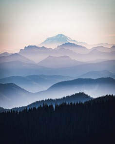 Beautiful Mountainscape and Landscape Photography by Miles Stephenson