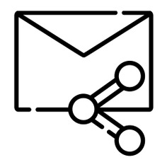 See more icon inspiration related to mail, mails, communications, message, email, envelope, interface and multimedia on Flaticon.